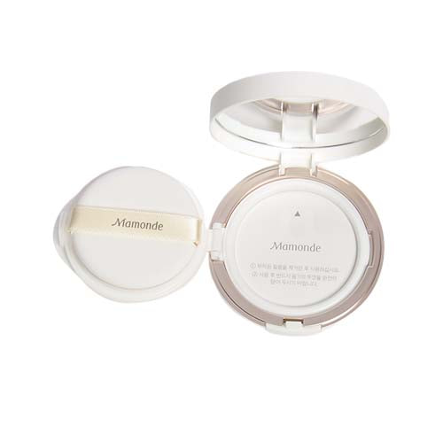 MAMONDE Brightening Cover Powder Cushion 50+ PA+++ 15g
