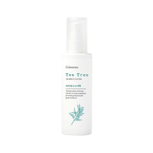 Grunersee Tea Tree Calming 5.5 Lotion 100g