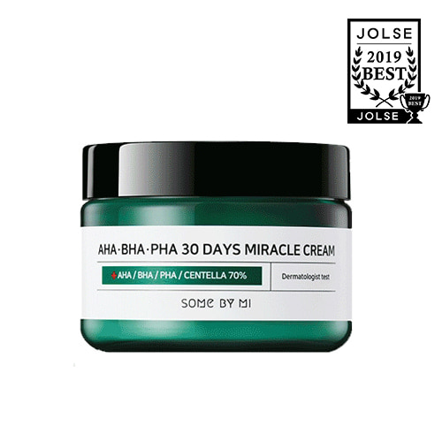 SOME BY MI AHA BHA PHA 30 Days Miracle Cream 60ml