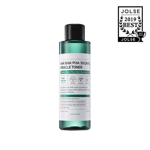 AHA BHA PHA 30 Days Miracle Toner 150ml