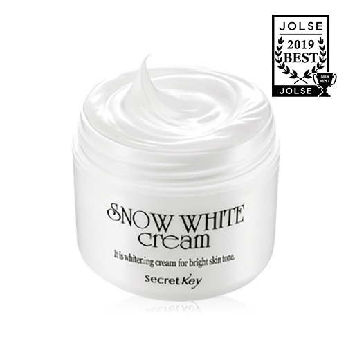 secretKey Snow White Cream 50g
