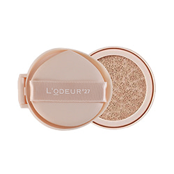 LODEUR#27 Luminous Visual Cushion Foundation Refill SPF50+ PA+++ 15ml