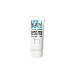 ROVECTIN Skin Essentials Aqua Soothing UV Protector SPF50+ PA++++ 50ml