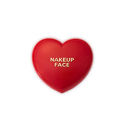 NAKEUP FACE Waterking Cover Cushion Heart Edition 12g