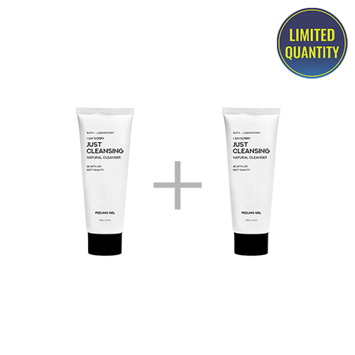 [1+1] B-LAB I Am Sorry Just Cleansing Peeling Gel 100ml