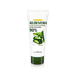 FROM NATURE Aloevera Facial Foam Cleansing 130g