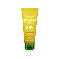 FROM NATURE Aloevera 98% Soothing Gel 150g