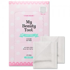 Etude House My Beauty Tool Cotton Puff 80p