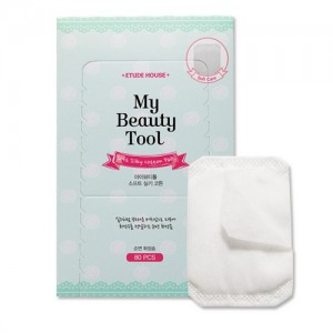 Etude House My Beauty Tool Soft Silky Cotton 80p