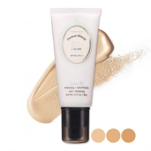 [SP] Etude House Precious Mineral BB Cream Cotton Fit SPF30/PA++ 60g