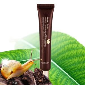 Skin Watchers Green Snail Wrinkle & Whitening Peptide Essence 30ml