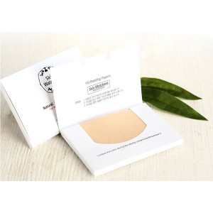 Skin Watchers Natural Oil Blotting Paper 3 packs/150 sheets (yam/hemp pulp)