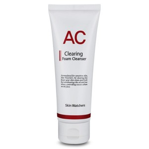 Skin Watchers AC Clearing Foam Cleanser 100ml